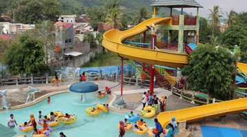 D'mermaid Tirtayasa Waterpark